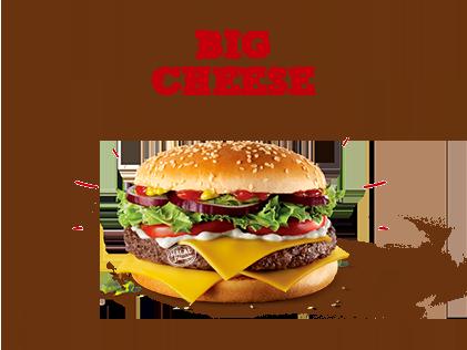 Le Big Cheese