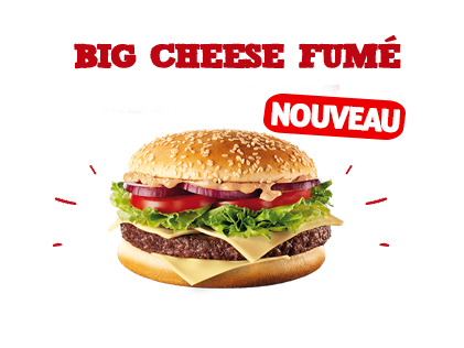 Big Cheese Fumé