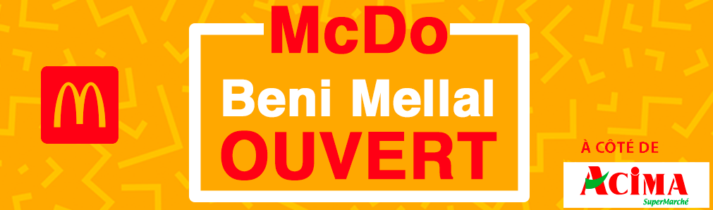 Ouverture Beni mellal