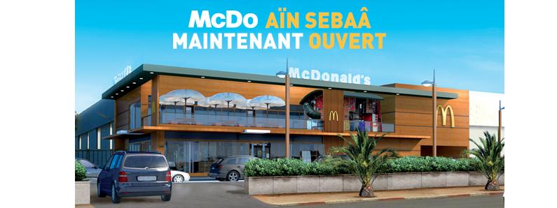 McDonald's Aïn Sebaâ
