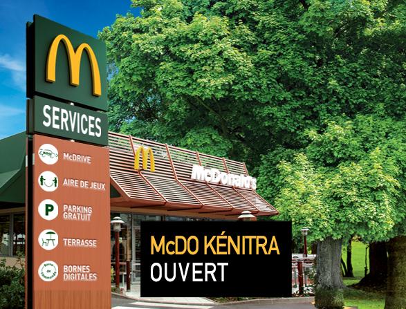 copie de McDonalds-kénitra-ouvert