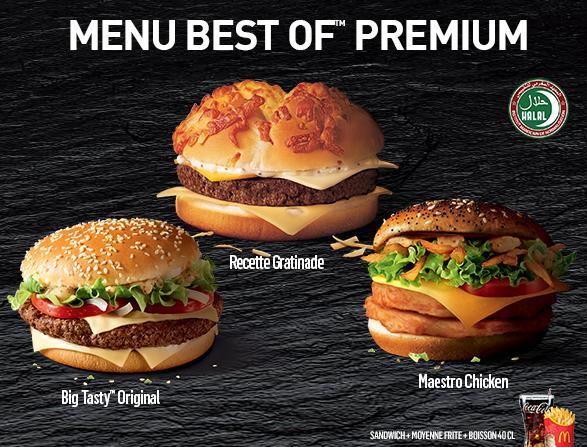 Premium slider