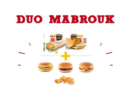 DUO Mabrouk