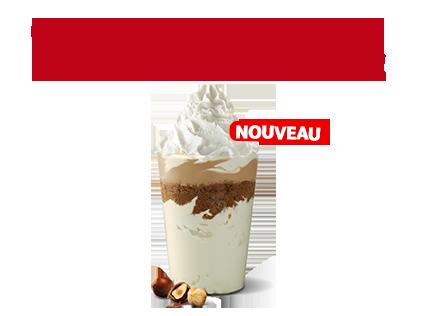 Grand Cookies Plaisir Praliné