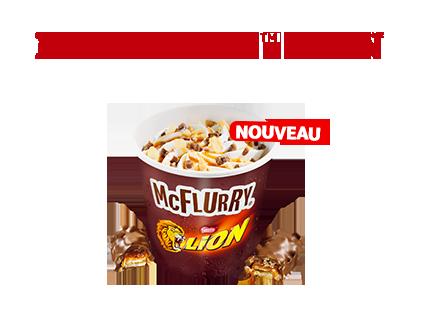 Mcflurry™ Lion