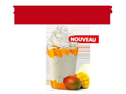 Parfait Coulis Mangue