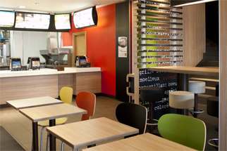 LIM Food - Nouveau McDonald's Ibn Tachfine
