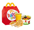 Menu Happy Meal