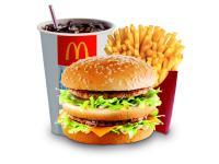 Calories et les Faits Nutritives pour McDonald s Big Tasty - FatSecret