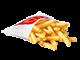 Petite portion de frite