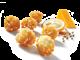Croquettes fromage relevées aux poivrons