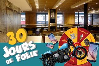 McDonald's Agdal : 30 jours de folie, ça se fête !