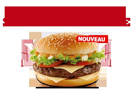 Big Beef Sauce Algérienne