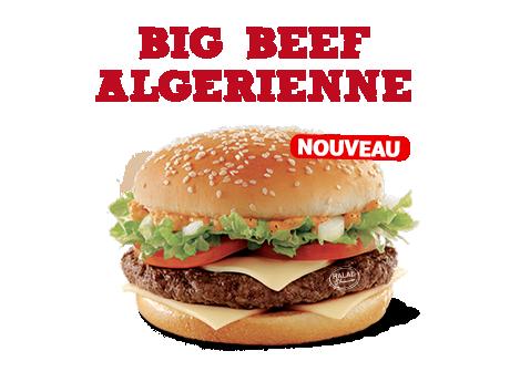 Big Beef Algérienne
