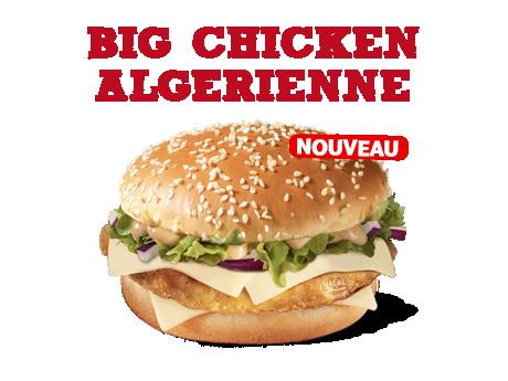 Big Chicken Algérienne