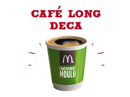 Café long Deca