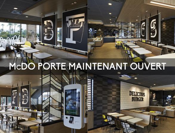 McDonald's Tanger Porte