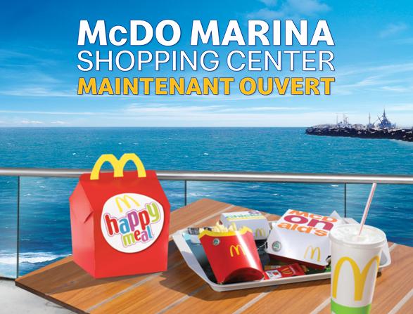 Mcdo Marina