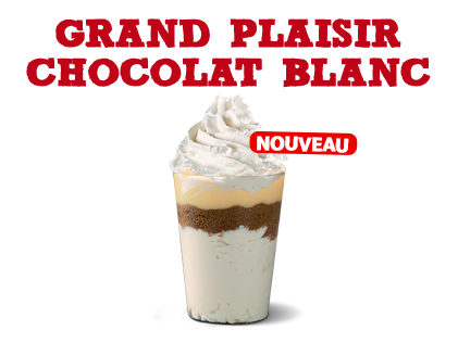 Grand Chocolat Blanc
