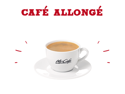 Café allongé