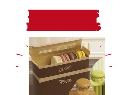 Boite de 6 Macarons