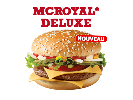 McRoyal® Deluxe