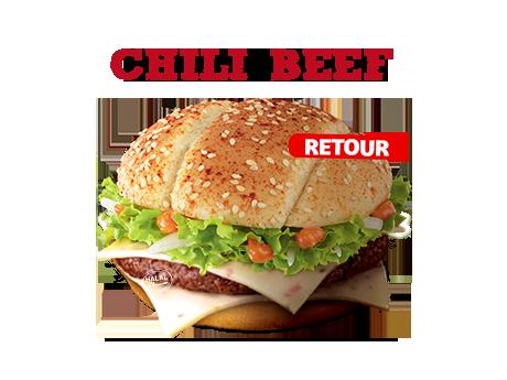 CHILI BEEF