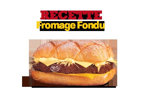 Recette Fromage Fondu